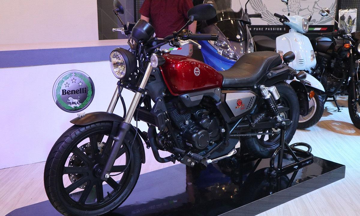 Benelli motobi 200