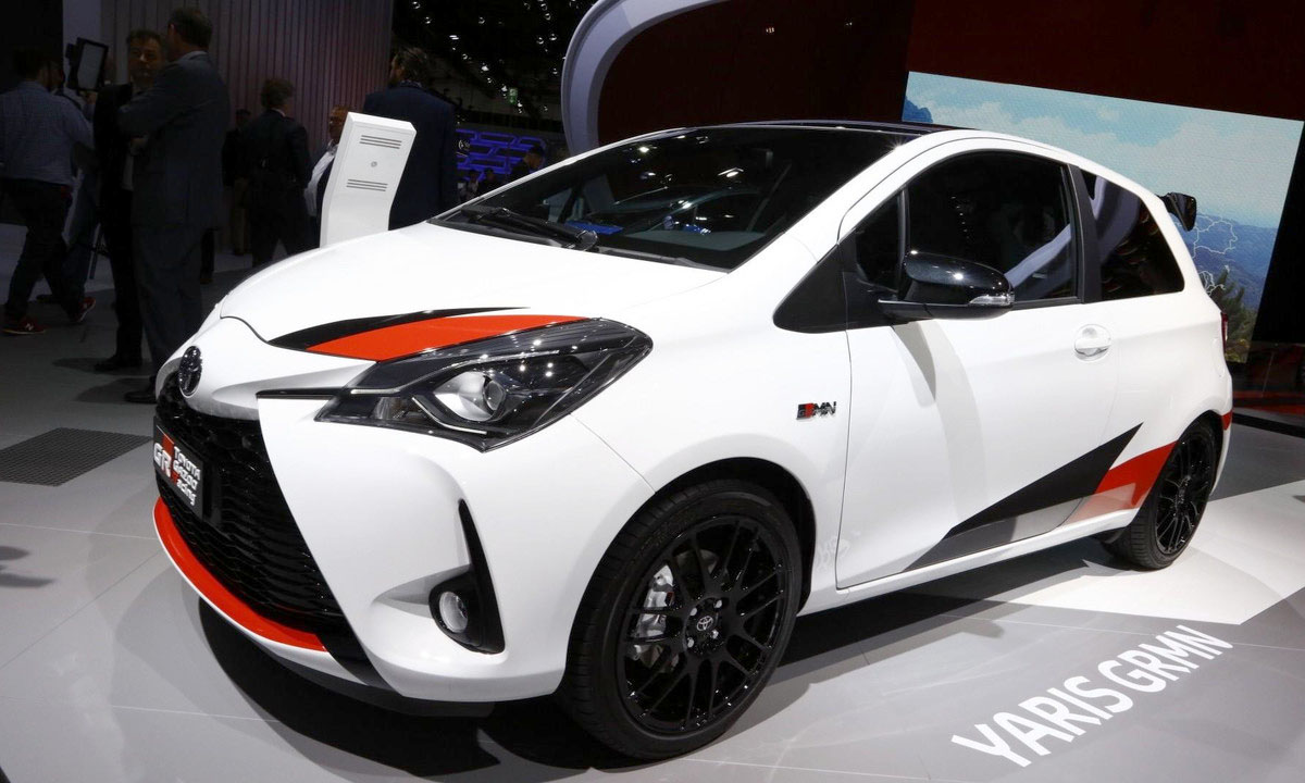 Toyota Yaris GR Sport 2019 Tampang Garang Kanal Kalimantan