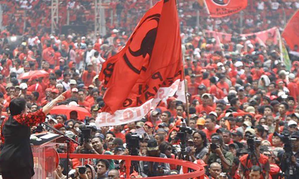 PDIP Kuasai 15 Provinsi, Golkar Unggul Di Kalsel Sebesar